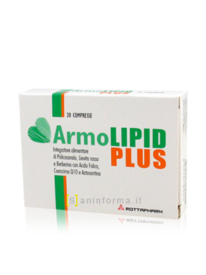 ArmoLipid Plus Integratore Regular Non Offerta