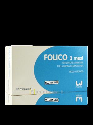 Folico 3 Mesi 400 mcg