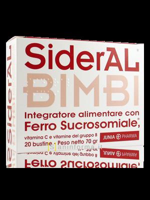 Sideral Integratore Bimbi