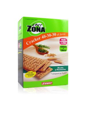 EnerZona Cracker al Farro ricetta al Rosmarino
