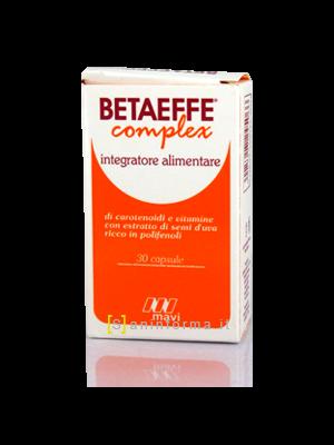 Betaeffe Complex Integratore Dietetico