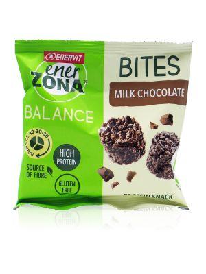EnerZona Balance Bites Soia e Cioccolato al Latte