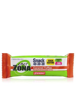 EnerZona Snack 40-30-30 Gusto Caramel Toffee