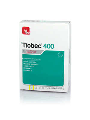 Tiobec 400 Fast-Slow