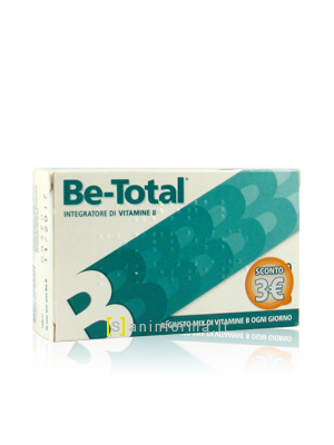 Be-Total Integratore di Vitamine B Maxi