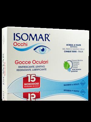 Isomar Occhi Gocce Oculari Monodose