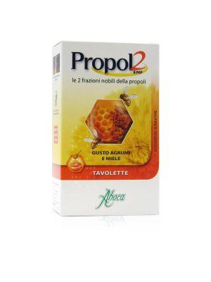 Aboca Propol2 EMF Tavolette Agrumi e Miele