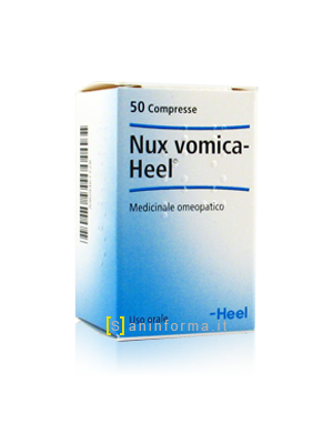 Nux Vomica - Heel