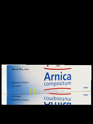 Arnica Compositum Heel Crema