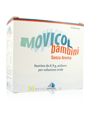 Movicol Bambini Senza Aroma