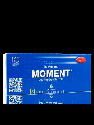 Moment 200 mg Capsule Molli