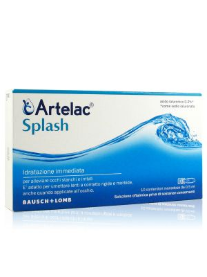 Artelac Splash Collirio Monodose