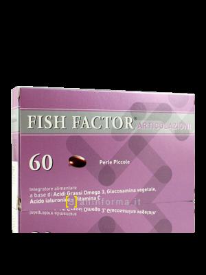 Fish Factor 60 Articolazioni