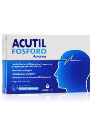 Acutil Fosforo Advance Integratore