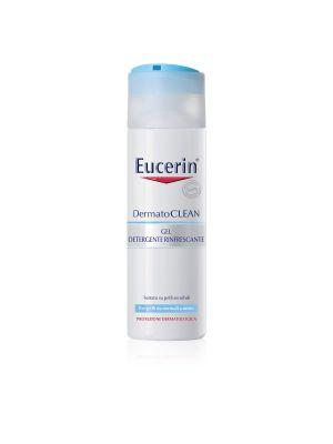 Eucerin DermatoCLEAN Gel Detergente Rinfrescante