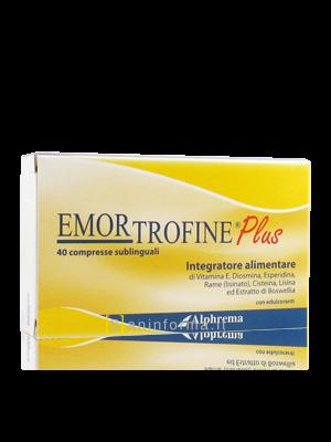 Emortrofine Plus Integratore