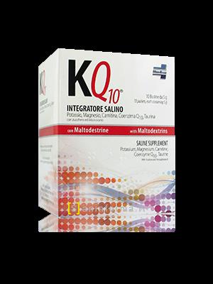 KQ10 Integratore Salino