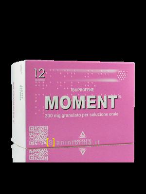 Moment 200 mg Granulato per Soluzione Orale