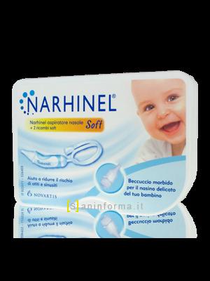 Narhinel Aspiratore Nasale Soft