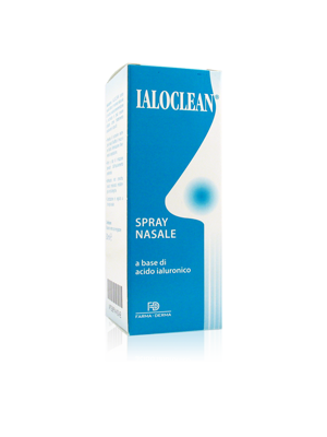 Ialoclean Spray Nasale