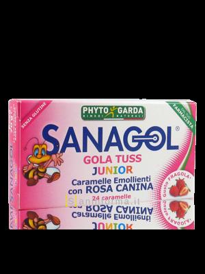 Phyto Garda Sanagol Gola Tuss Junior