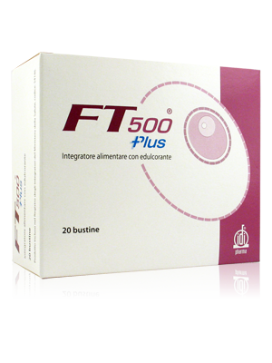 FT500 Plus Integratore