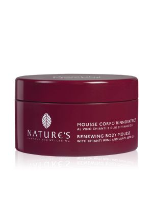Nature's Beauty Nectar Mousse Corpo Rinnovatrice