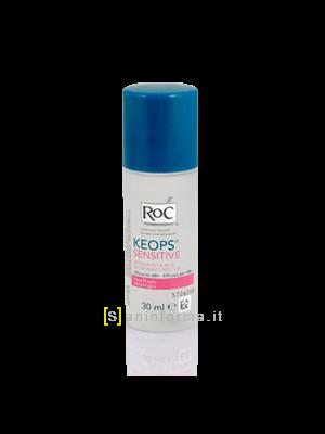 Roc Keops Sensitive Deodorante Roll-on 48 H