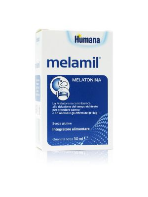Melamin Melatonina Integratore