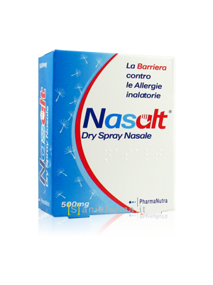 Nasalt Dry Spray Nasale