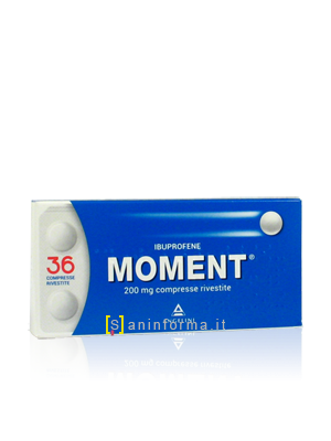 Moment 200 mg 36 compresse