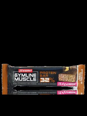 Enervit Gymline Muscle Protein Bar Crema di Nocciole