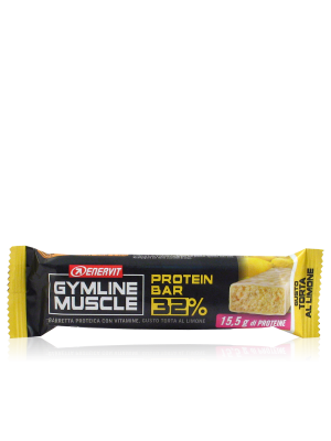 Enervit Gymline Muscle Protein Bar Torta al Limone