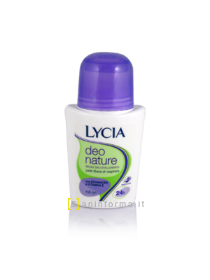 Lycia Deo Nature Roll-On