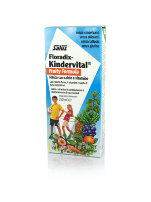 Salus Floradix-Kindervital
