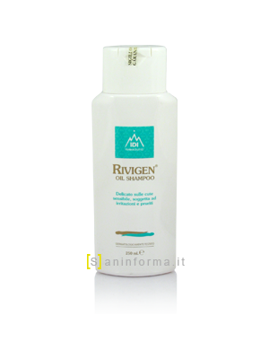 Rivigen Oil Shampoo