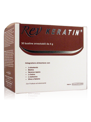 Rev Keratin Integratore