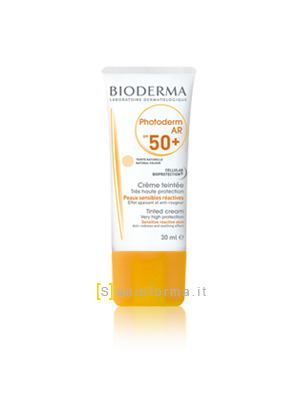 Bioderma Photoderm AR Crema SPF 50+ Naturel