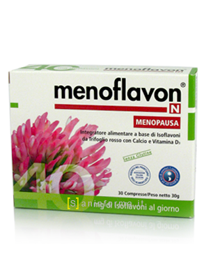 Named Menoflavon Menopausa N 40