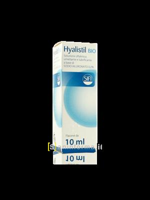 Hyalistil Bio Soluzione Oftalmica