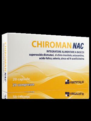 Chiromannac Integratore