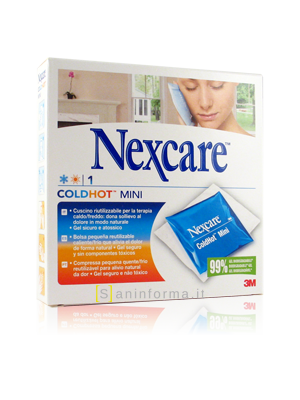 Nexcare Cold Hot Mini