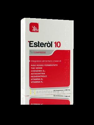 Esterol 10 Compresse
