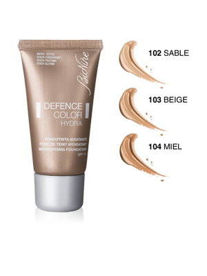 Bionike Defence Color Hydra 103 Beige SPF15