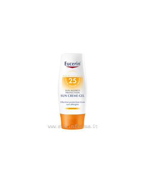 Eucerin Sun Creme-Gel Allergy Protection SFP25