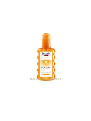 Eucerin Sun Spray Trasparente SPF30