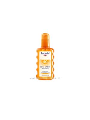 Eucerin Sun Spray Trasparente SPF50