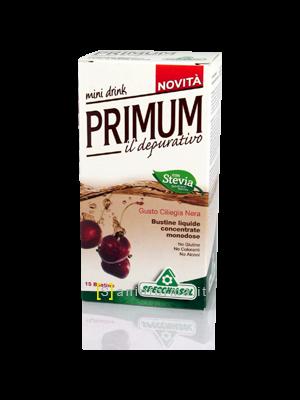 Primum Depurativo Mini Drink Ciliegia Nera