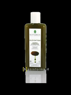 Nature's Olio Di Dattero Shampoo Ultradelicato