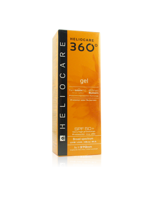Heliocare 360° Gel SPF50+